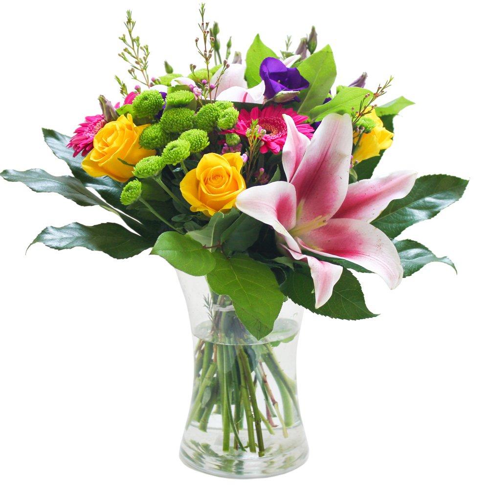 an elegant vase the little flower shed